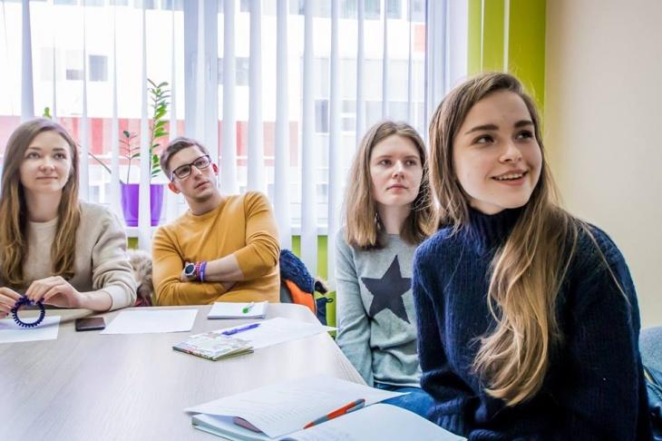 Green Forest Дніпро - курси англійської мови