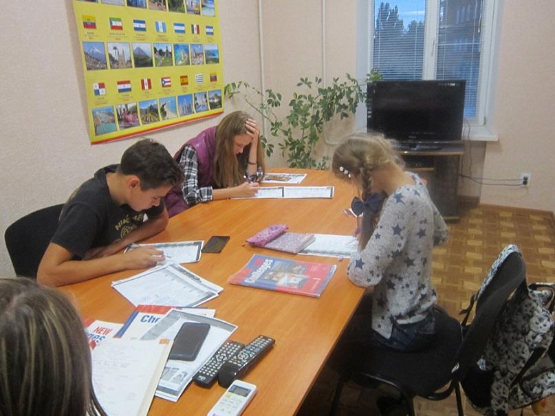 CAPITAL Letter - курси англійської мови