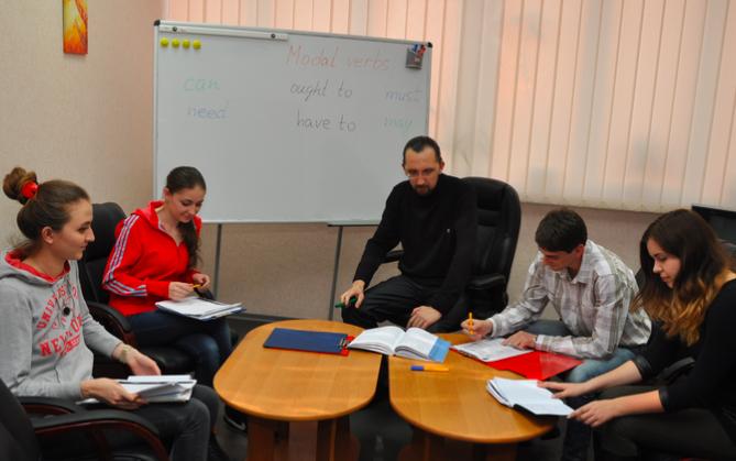 Idea Centre - курси англійської мови