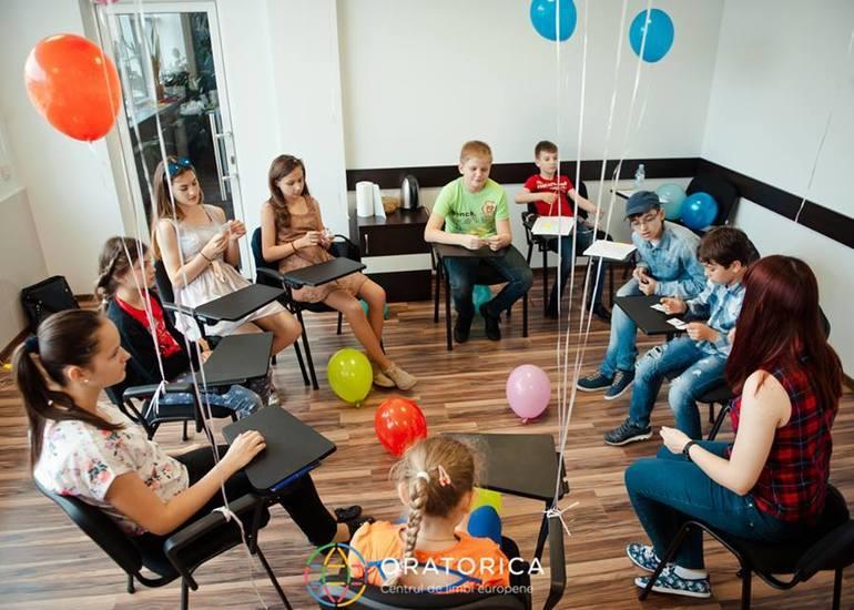 Oratorica - курсы английского языка