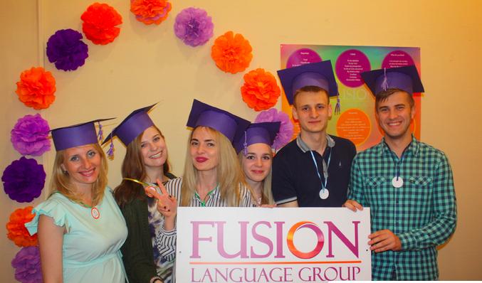 Fusion Language Group - курси англійської мови