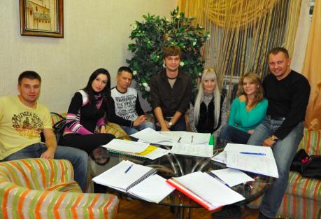 Англiйський Клуб СЭМ - курси англійської мови