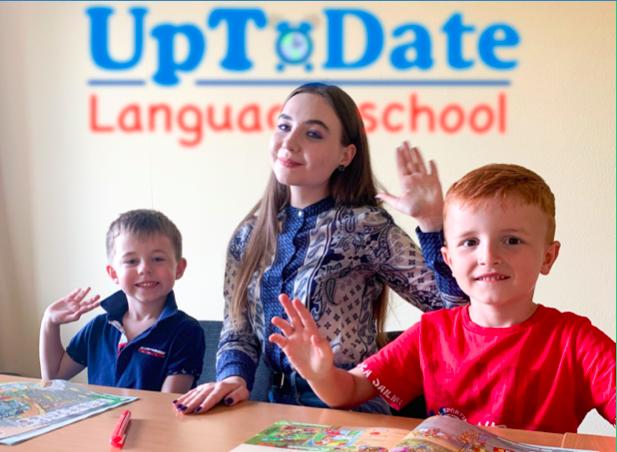 UpToDate Language School - курси англійської мови