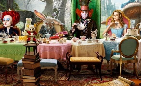 Алиса в стране чудес - в оригинале с переводом
