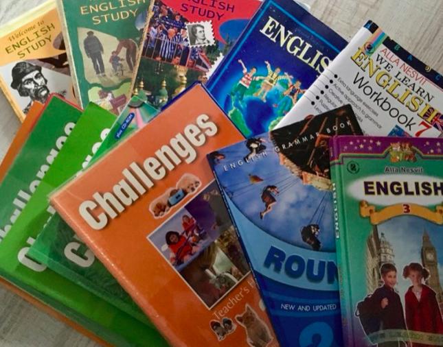 Юлія - курси англійської мови
